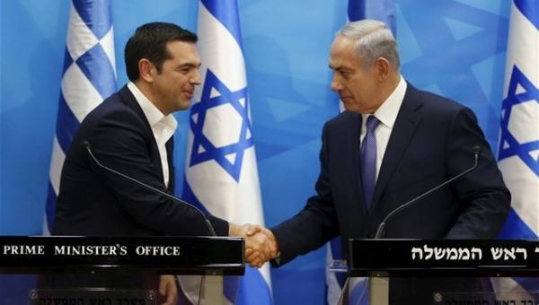 Αποτέλεσμα εικόνας για tsipras netaniaxoy
