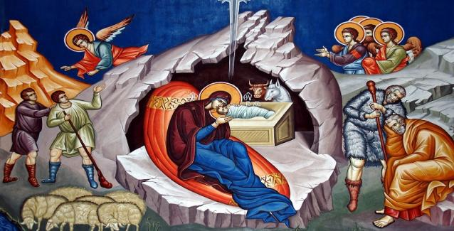 Ορθόδοξη περιγραφή της εικόνας της Γέννησης του Χριστού | BriefingNews