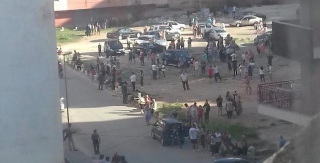 5,6 Ρίχτερ ο σεισμός στην Αλβανία: Βγήκαν στους δρόμους οι κάτοικοι! (Εικόνες)