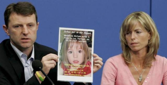 Εξαφάνιση της Μαντλίν: 12 χρόνια μετά, λύθηκε το μυστήριο; (Εικόνες - Βίντεο)