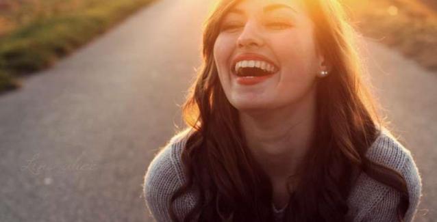 Χαμογέλα γιατί...μακραίνει η ζωή