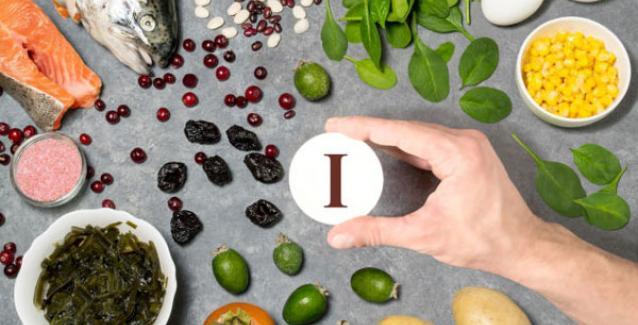 Τροφές με ιώδιο για υγιή θυρεοειδή: Αυτές είναι οι κορυφαίες