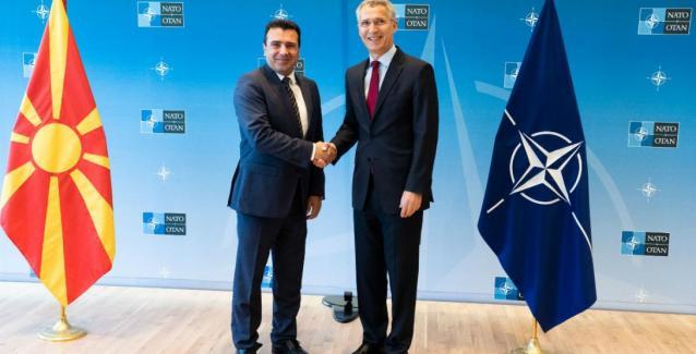 """Σκόπια: Μπαίνουν στο ΝΑΤΟ με αμερικανική """"υπογραφή""""!"""