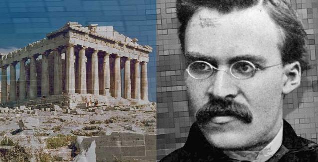 Αποτέλεσμα εικόνας για Ο Νίτσε και οι 'Ελληνες