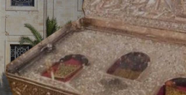 a1f1b664c6 Τελευταία ημέρα σήμερα για τα Πάντιμα Δώρα των Μάγων που παρέμειναν από τις  24 Δεκεμβρίου για προσκύνημα στον Ιερό Ναό του Αγίου Τίτου στο Ηράκλειο.